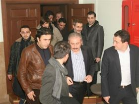 Konferanslar » Prof.Dr. Mustafa ŞENTOP